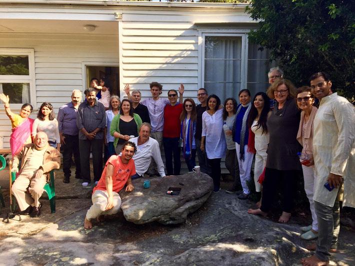 2019 Baba's Birthday celebrations at Meher House, Sydney.