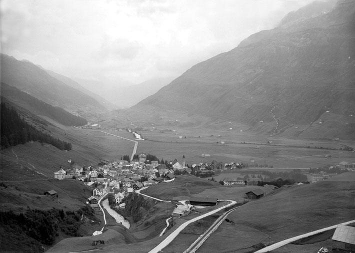 July 19, 1950 Andermatt
