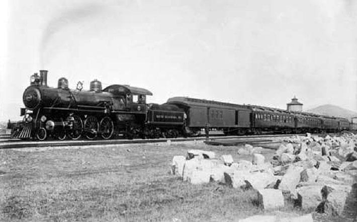 South Manchurian Railway