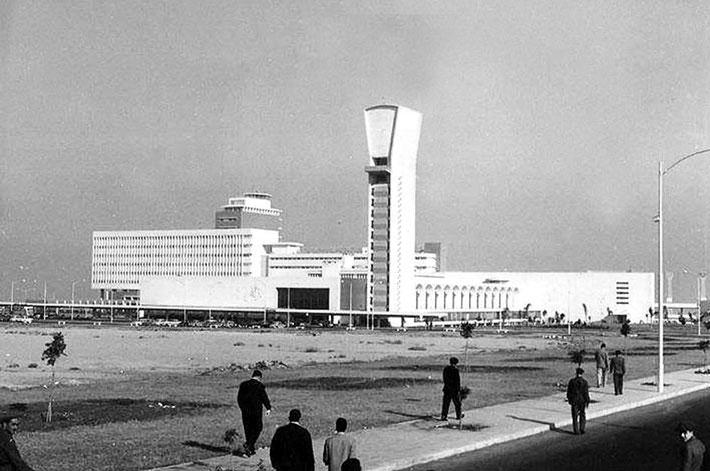 Cairo International Airport 1963
