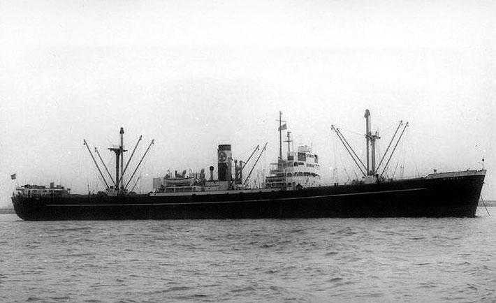 SS  ISABEL MOLLER
