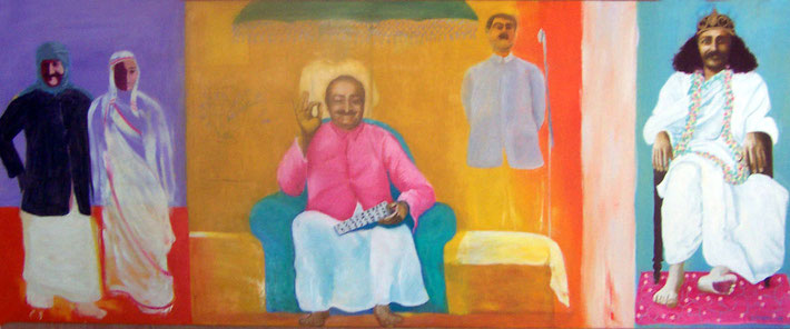 "10. "" Glimpses of Meher Baba 1 "" : Courtesy of John & Wendy Borthwick Collection"
