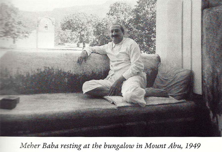 Courtesy of Meher Baba's New Life ; Bhau Kalchuri