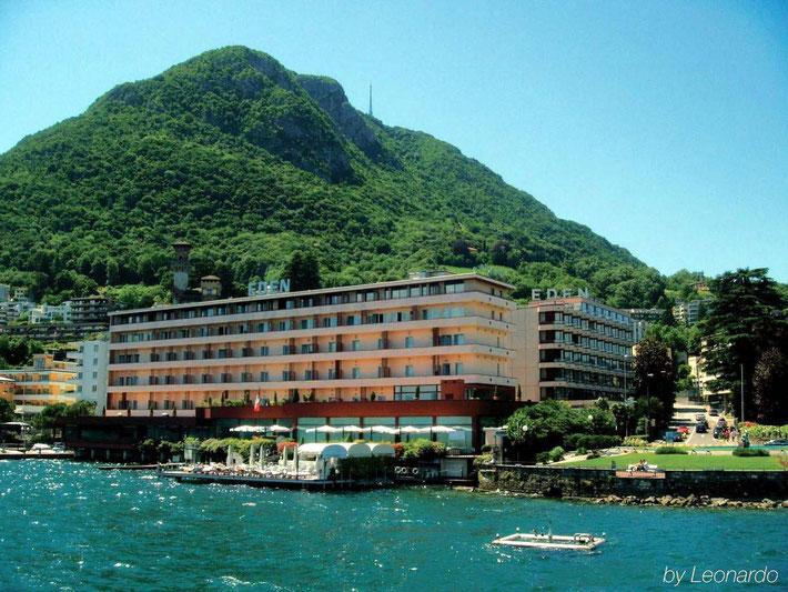 Grand Eden Hotel, Lugano