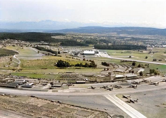 Kloten- Zurich Airport, Switzerland