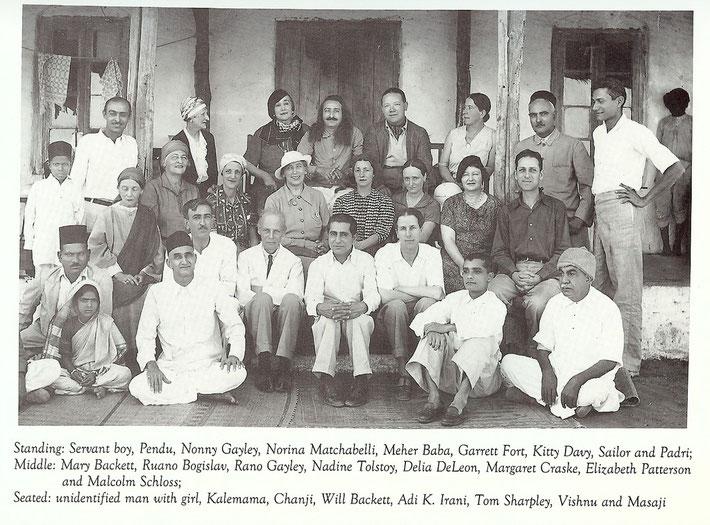 Lord Meher ; Bahu Kalchuri - p2071