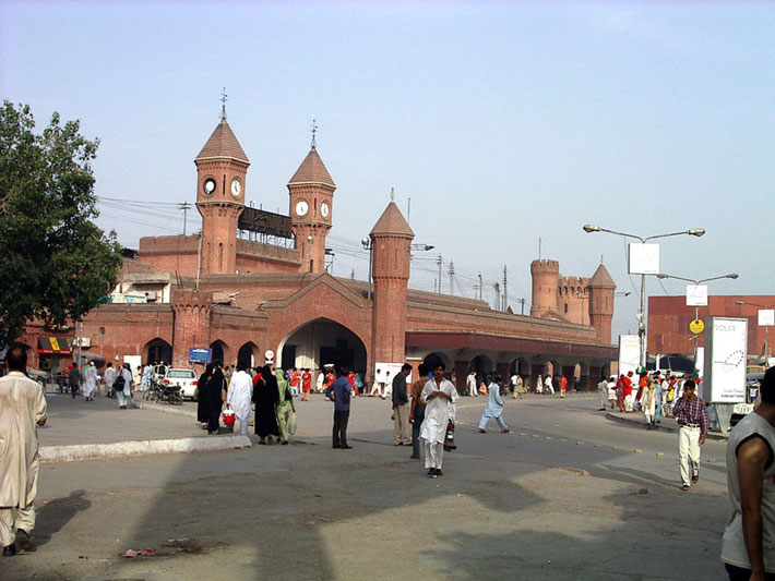 Lahore Railwat station