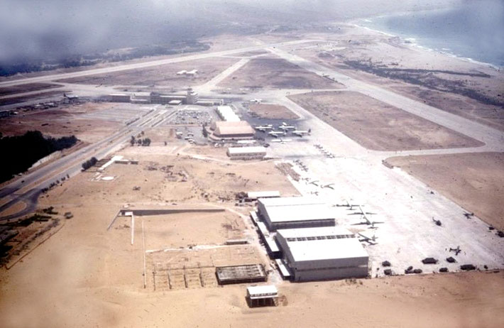 Beirut Airport late 1950s