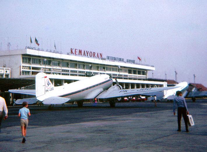 Kemayoran Airport, Jakarta