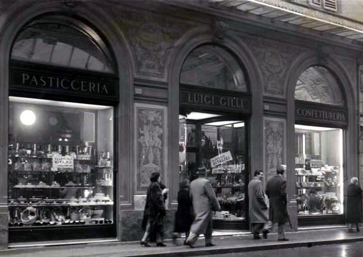 Gilli's of Florence, Italy