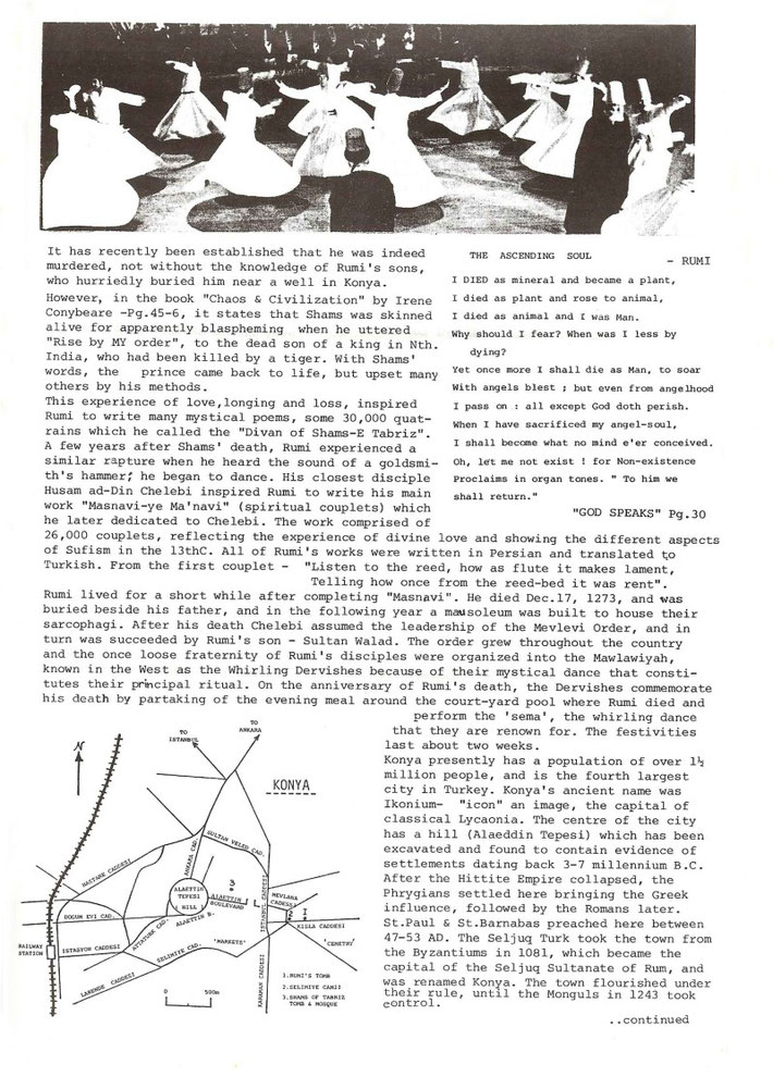 """Page 2 """" MBA  March 1987"""