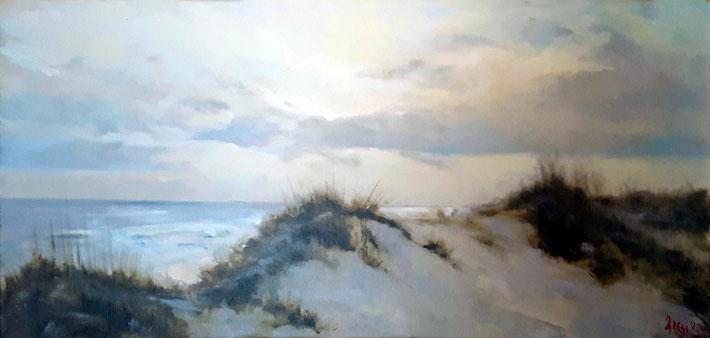 Center sand dunes