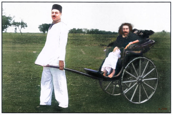 Image colourized by Anthony Zois