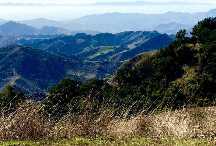 Avatar's Point, Meher Mount, Ojai, California