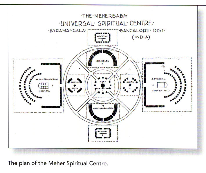 Revised plan for the Centre. Courtesy of Glow Int. magazine - Summer 2016 p29