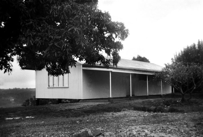 1958 ; Baba's House, Avatar's Abode, Queensland. Courtesy of Avatar's Abode Archives.