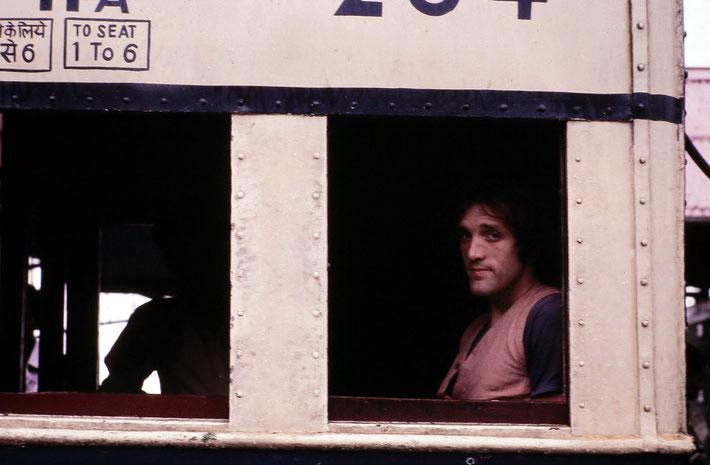 1977 : Bobbi in India