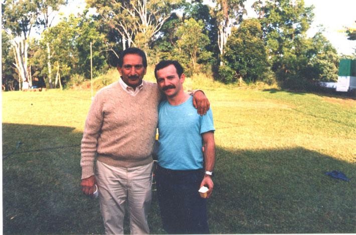 Henry & Tony Zois - Avatar's Abode Anniversay 1988