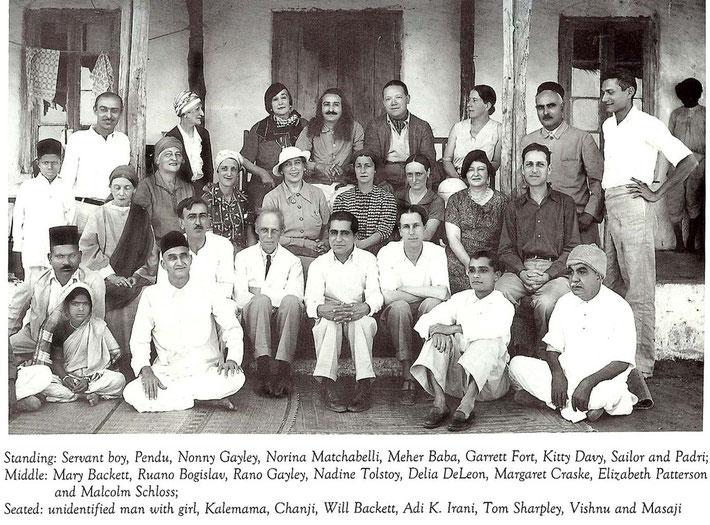 Lord Meher ; Bhau Kalchuri -  p 2071