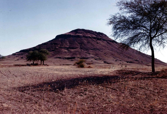 Seclusion Hill 1969 ; Photo taken by Larry Karrasch