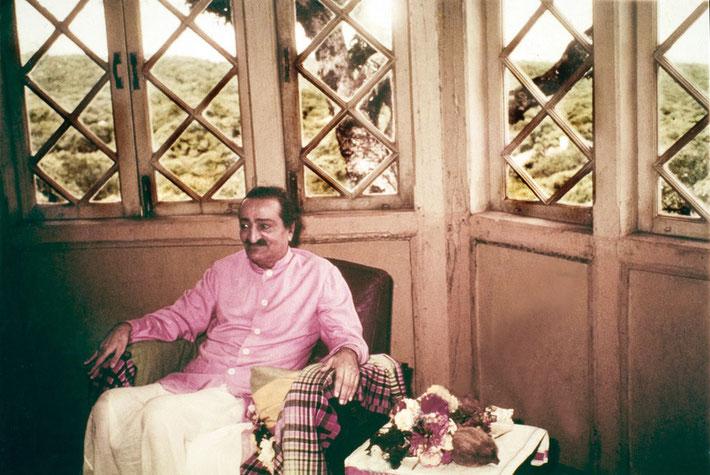 29th April 1958 - Shapoor Hall, Mahabaleshwar, India. Photo taken by Meelan.