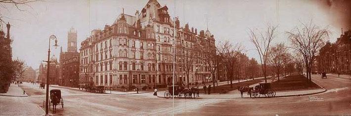 Hotel Vendome, Boston
