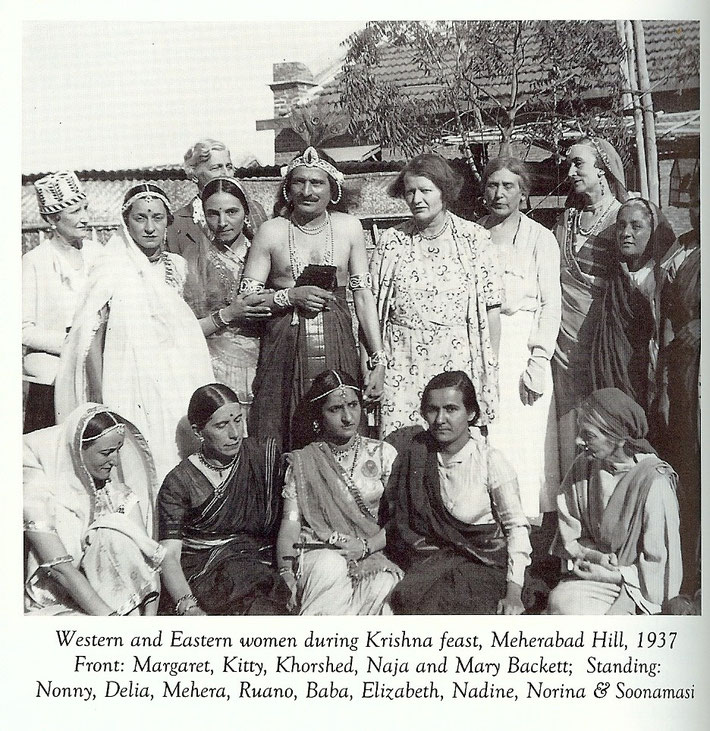Lord Meher ; Bhau Kalchuri -  p2082