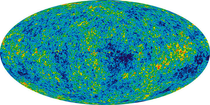 Latest image of the Universe - courtesy of NASA