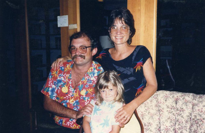 Roger, Wanda and Leela  Stephens