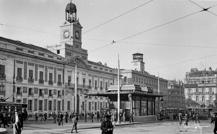 Puerta del Sol, anterior 1933