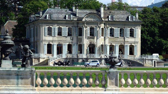 Villa La Grange, Geneva