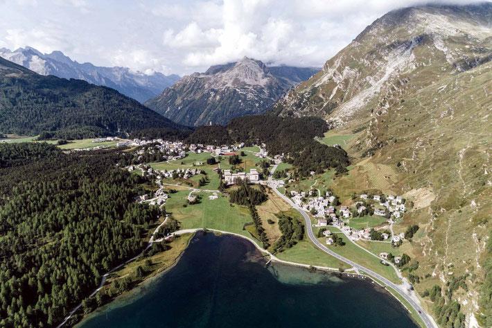 Maloja, Switzerland