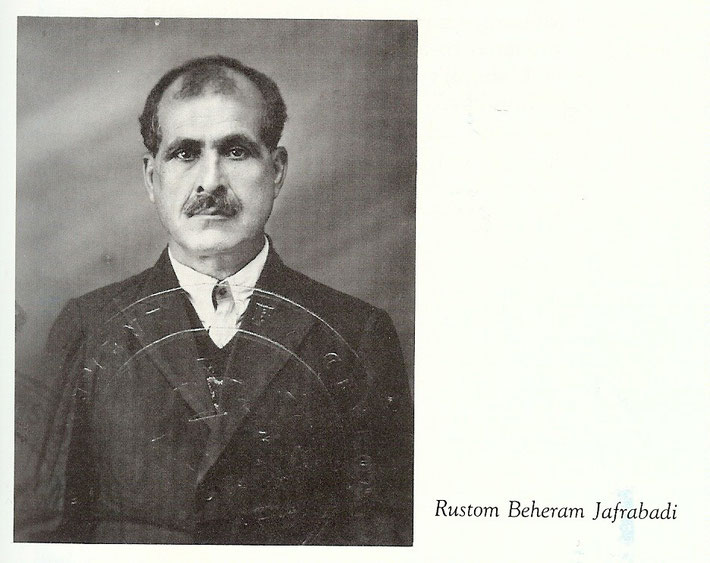 Persian passport photo
