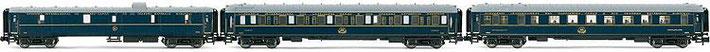L'Orient Express - 1930 - Wagons Lits
