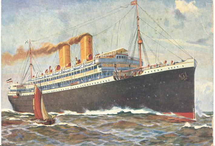 SS BREMEN