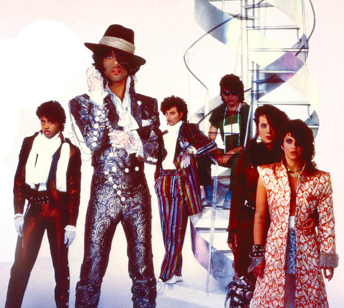 the Funky Soul story - Prince & the Revolution