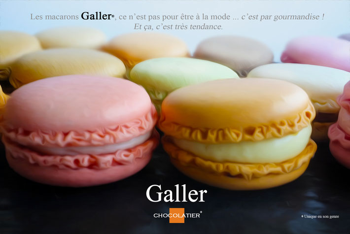 Galler Macarons © Chris Renault 2014