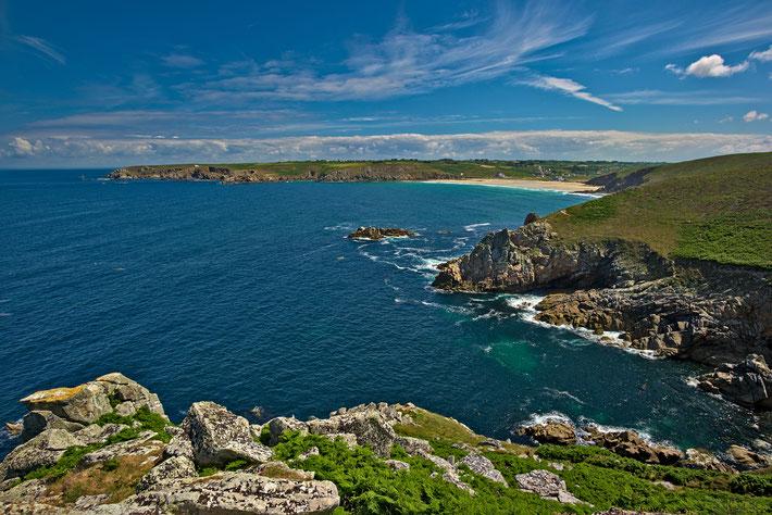 En Bretagne, les trépassés : une baie à l'origine de la  légende de la cité d'ys