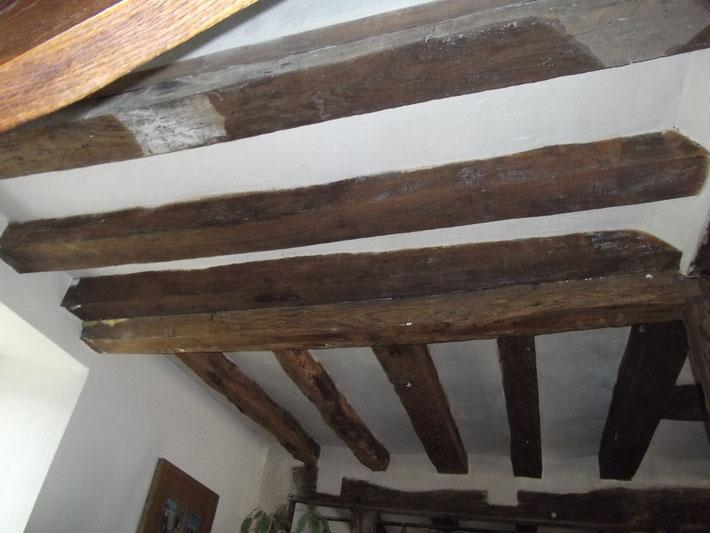 expertise d 39 une structure d 39 un plancher bois ancien gwenan experts b timent et bois. Black Bedroom Furniture Sets. Home Design Ideas