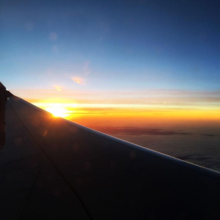 AirBerlin Flug nach Las Palmas