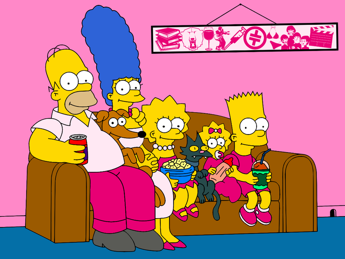 Die Simpsons 6