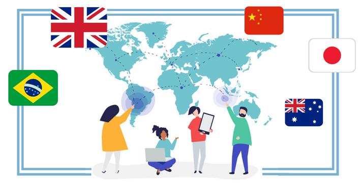 グローバル化に対応! ホームページの多言語化のメリットと作成方法