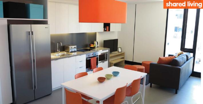 Langports Sydney Up-Market Long Term Student Residence
