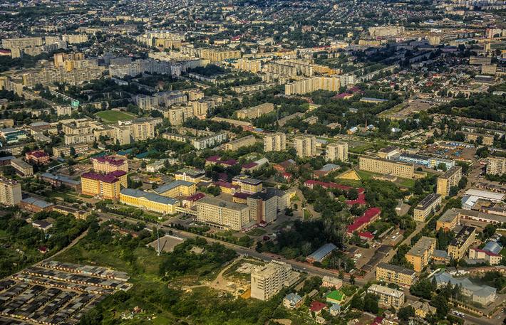Тамбовская областная больница