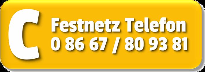 Bild: Festnetz Telefon 0 86 67 / 80 93 81