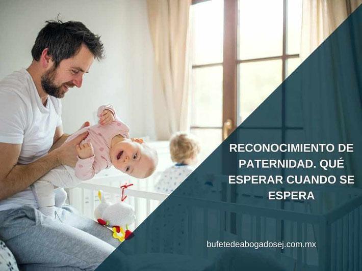 bufete de abogados - despacho de abogados - derecho familiar - paternidad