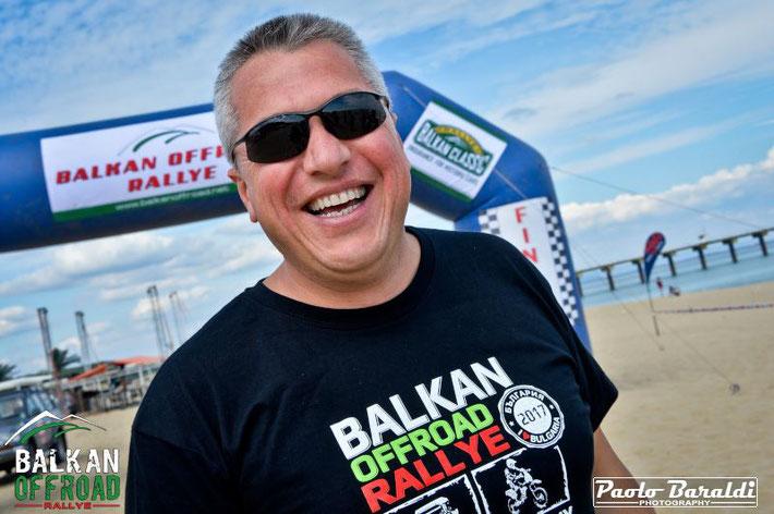 Alexander Kovatchev, Organizzatore del Balkan Offroad Rallye e della Breslau Series