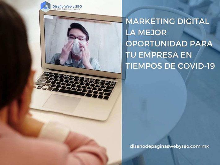 diseño de páginas web - agencia de marketing digital - manejo de redes sociales
