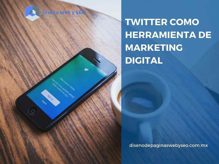 twitter como herramienta de marketing - manejo de redes sociales - marketing digital