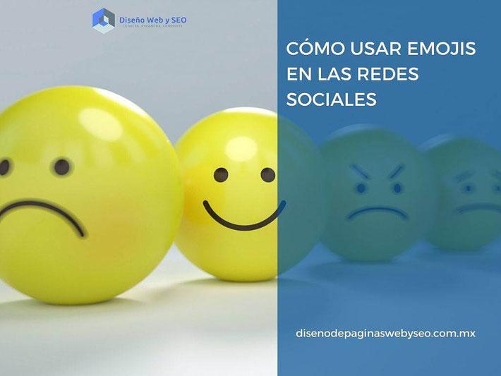 cómo usar emojis - manejo de redes sociales